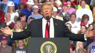 After indictment, Trump blames Obama -- not Putin
