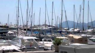 TURBINE at Cannes Film Festival 2011 ~ Window shopping and strolling on the beach! Thumbnail