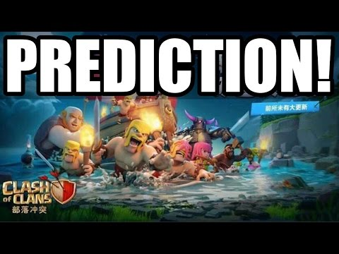 Thumbnail: COULD THIS BE THE NEW UPDATE IN CLASH OF CLANS!? - MY PREDICTION!