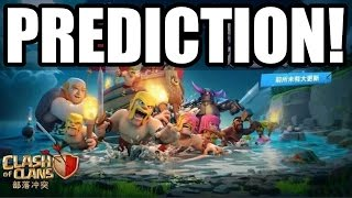 COULD THIS BE THE NEW UPDATE IN CLASH OF CLANS!? - MY PREDICTION!