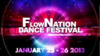 FlowNation  Dinagyang Dance Festival - REPUBLIQ INVADES DINAGYANG 2013