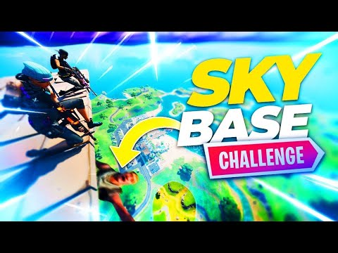 Challenge sky base challenge from YouTube · Duration:  10 minutes 7 seconds
