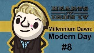 HoI4 - Modern Day Mod - Kingdom of Sweden - Part 8