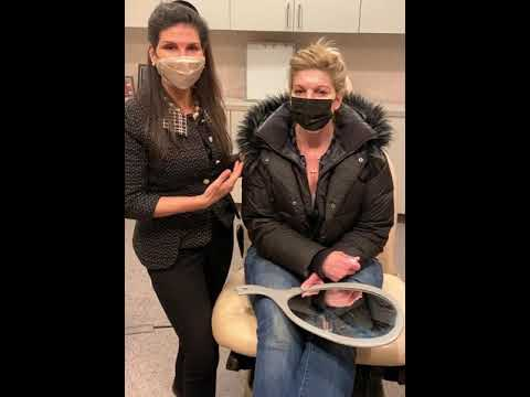 Audra's Botox with Dr. Petropoulos Testimonial