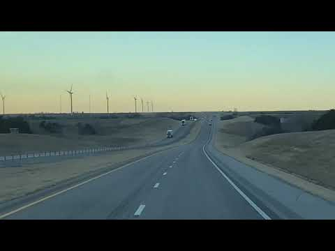 The Long Roads Of Oklahoma By Krazy Dom