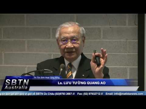 Buổi nói chuyện của Ls Lưu Tường Quang
