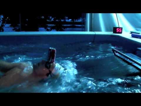 markus rogan in an endless pool elite at charlotte grand prix youtube. Black Bedroom Furniture Sets. Home Design Ideas