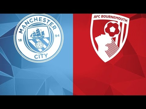 Manchester City Vs Bournemouth Live 17-09-2016