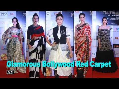 Watch the Glamorous Bollywood Red Carpet Awards Night | Mumbai Press