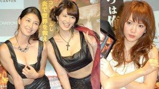 橋本マナミ、セクシー衣装で飲みコール女王・下田美咲と対決!?