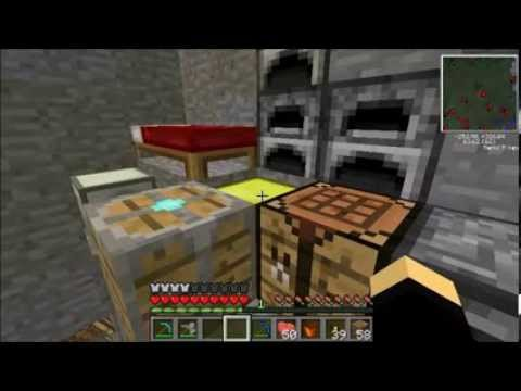 Minecraft 1.6.4 Modded Survival E04:  XP Storage and the Deconstruction Table