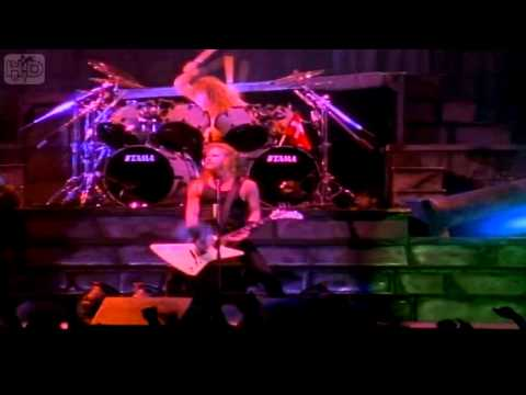 Metallica - For Whom the Bell Tolls (Live, Seattle 1989) [HD]
