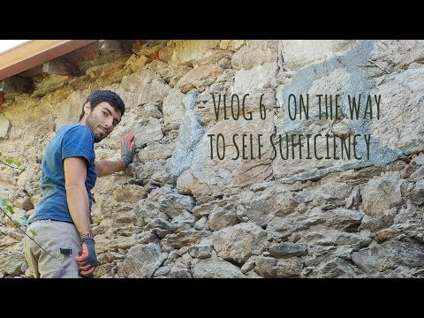 ABLE2SUSTAIN VLOG 6 - ON THE WAY TO SELF SUFFICIENCY