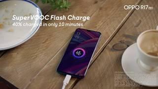 #OPPOR17Pro: SuperVOOC Flash Charge