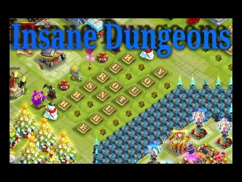 Trying To Pass Insane Dungeon 3-6 On Hurshh Account