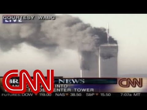 9/11:-second-plane-hits-south-tower