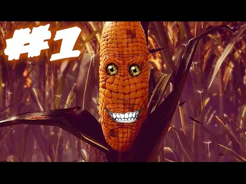THE CORN IS ALIVE?! | Maize #1