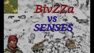 Получится ли навязать свою игру? BivZZa vs SENSES - Art of war 3