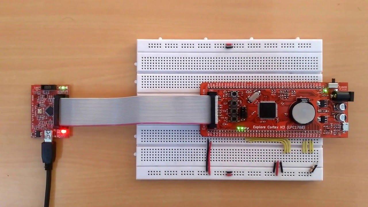 Timers Programming in LPC1768- (Part 6/21) | EngineersGarage