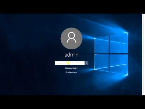 How to bypass lost forgotten admin password in Windows 10 or 8 ...