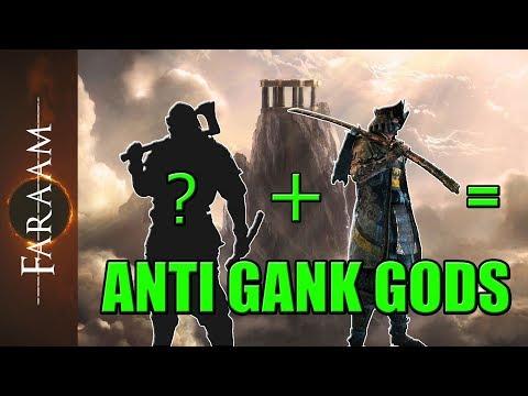 [For Honor] Anti Gank Gods - Season 5