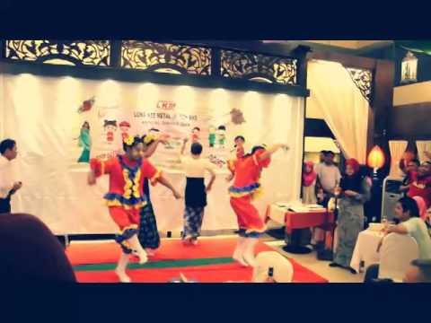 annual dinner2014 myanmar team performance