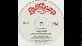 Ronnie Jones -  Laser love
