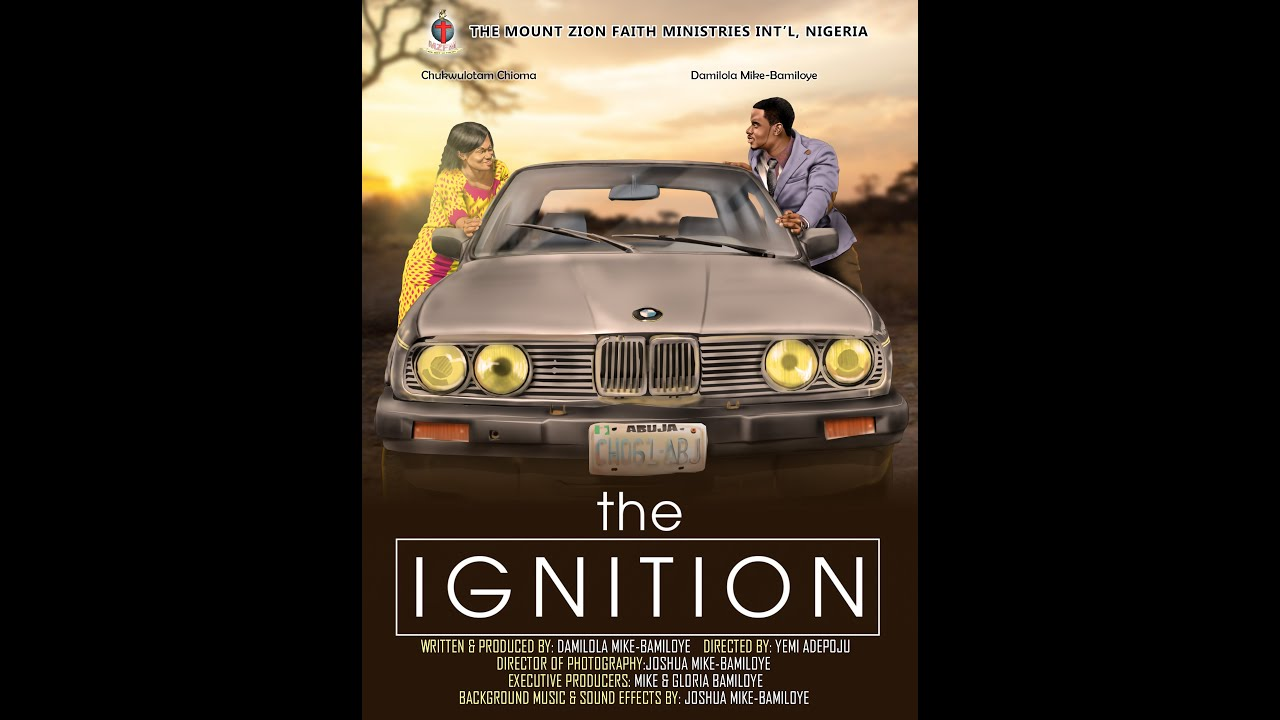 Download THE IGNITION by DAMILOLA MIKE-BAMILOYE