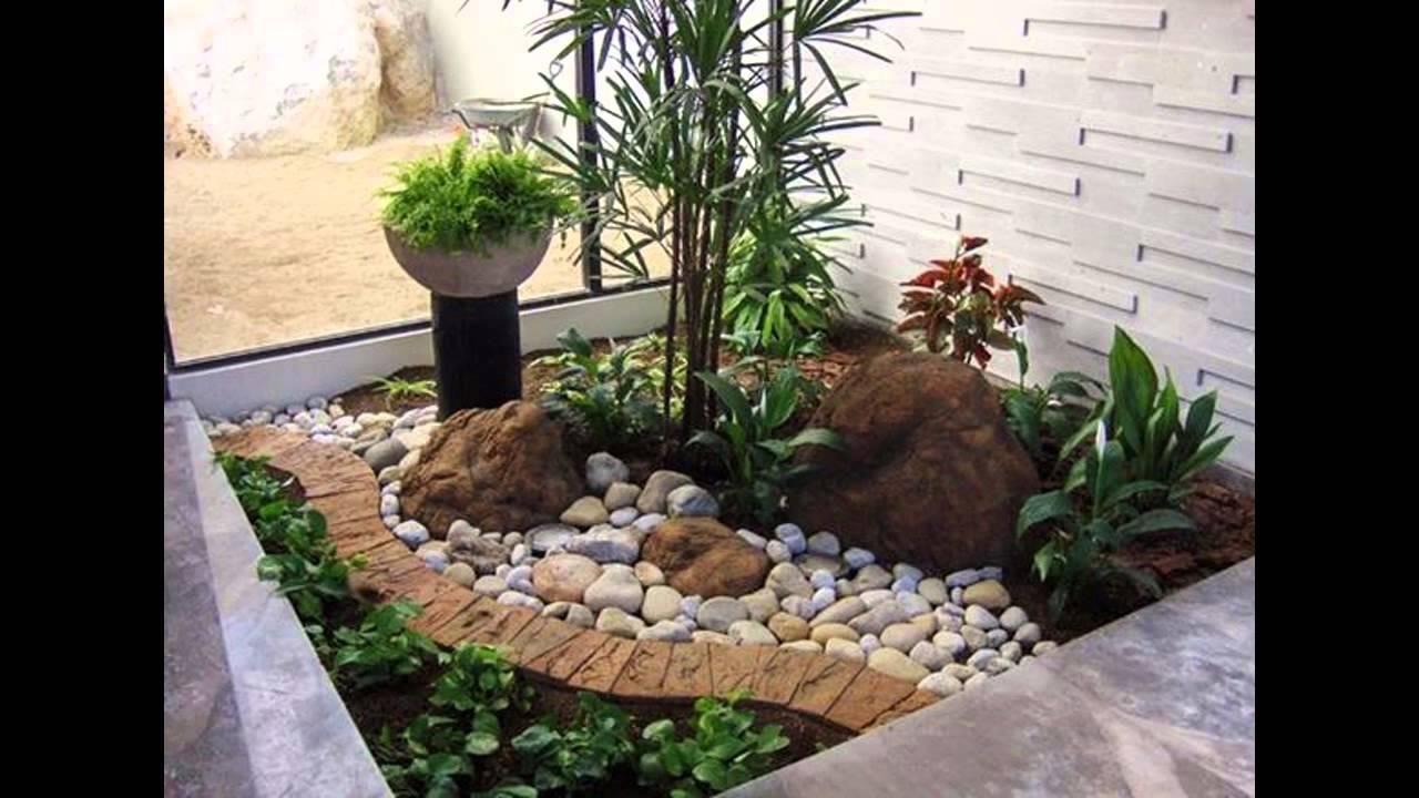 Exotic rock garden designs