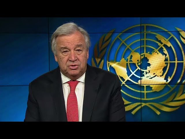 UN Industrial Development Organisation - Video message from the Secretary-General