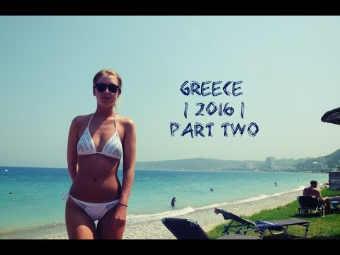 TRAVEL VLOG | GREECE 2016 | PART TWO