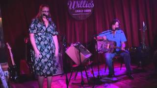 "Moxy and Bryan Himes ""Jackson"" Live at Willie's Locally Known"