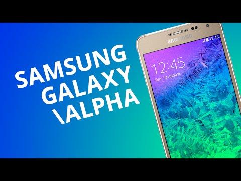 Samsung Galaxy Alpha [Análise]