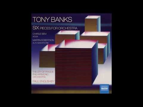 Tony Banks - Six Pieces for Orchestra - Siren