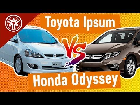 Основной конкурент Honda Odyssey! лучше ли он?! ( Обзор авто от РДМ-Импорт )