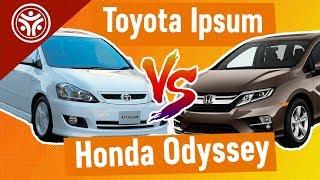 Основной конкурент Honda Odyssey! лучше ли он! Обзор авто от РДМ-Импорт