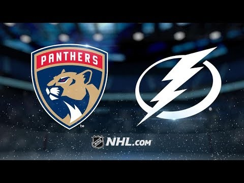 Florida Panthers vs Tampa Bay Lightning – Oct.06, 2018 | Game Highlights | NHL 18/19 | Обзор матча