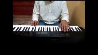 Hum Aapke Hain Kaun title song on Keyboard