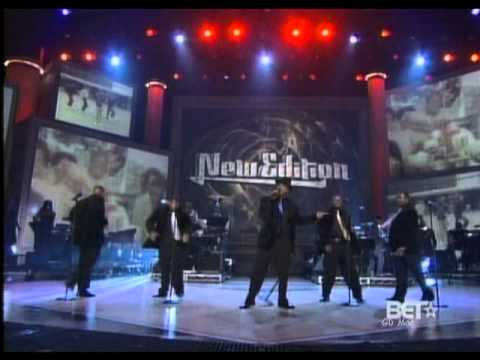 New Edition - Candy Girl (Live 2005)