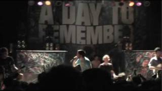 "A Day To Remember - ""Since You"