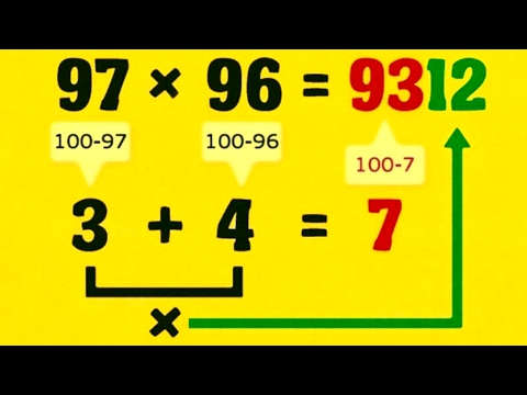 23 Fascinating Math Tricks That Will Make You Math Guru