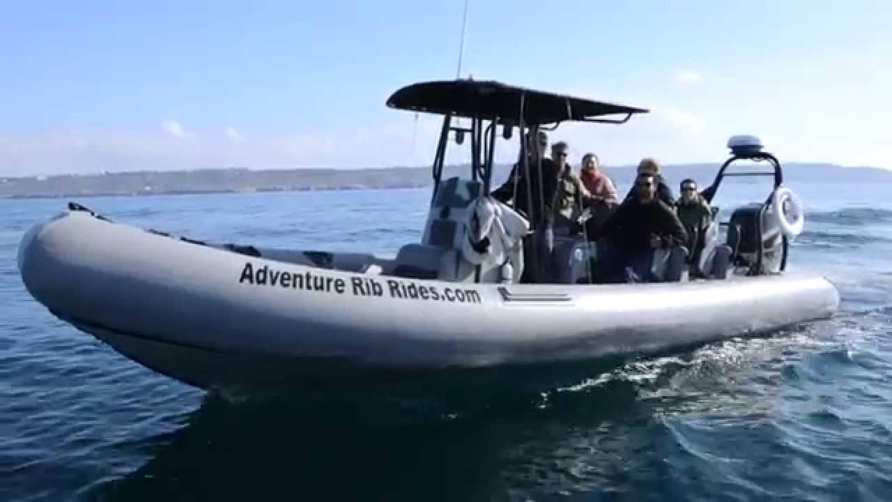 Adventure Rib Rides Getaway San Diego Youtube