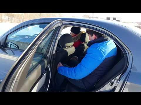 Ravon R 3 Nexia. Видеообзор автомобиля производства GM Uzbekistan.