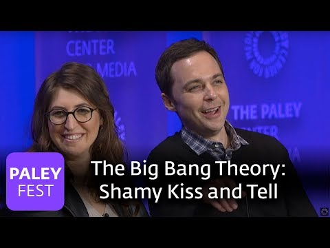 The Big Bang Theory - Shamy Kiss and Tell - PALEYFEST LA 2016
