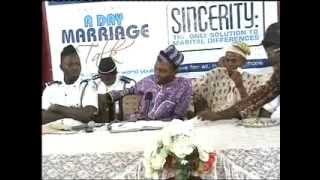 Marriage Seminar 2012 by Majlis Khudam-ul Ahmadiyya Nig. Agege Dila. 1st Ed. B