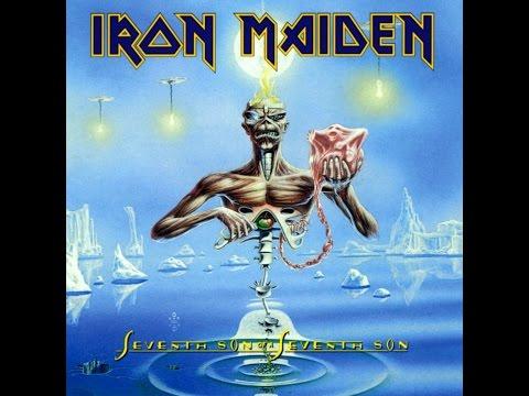 Iron Maiden - Seventh Son of a Seventh Son 1988. (teljes album magyar felirattal)