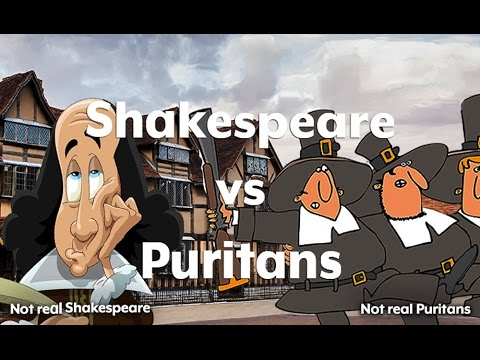 Shakespeare versus Puritans