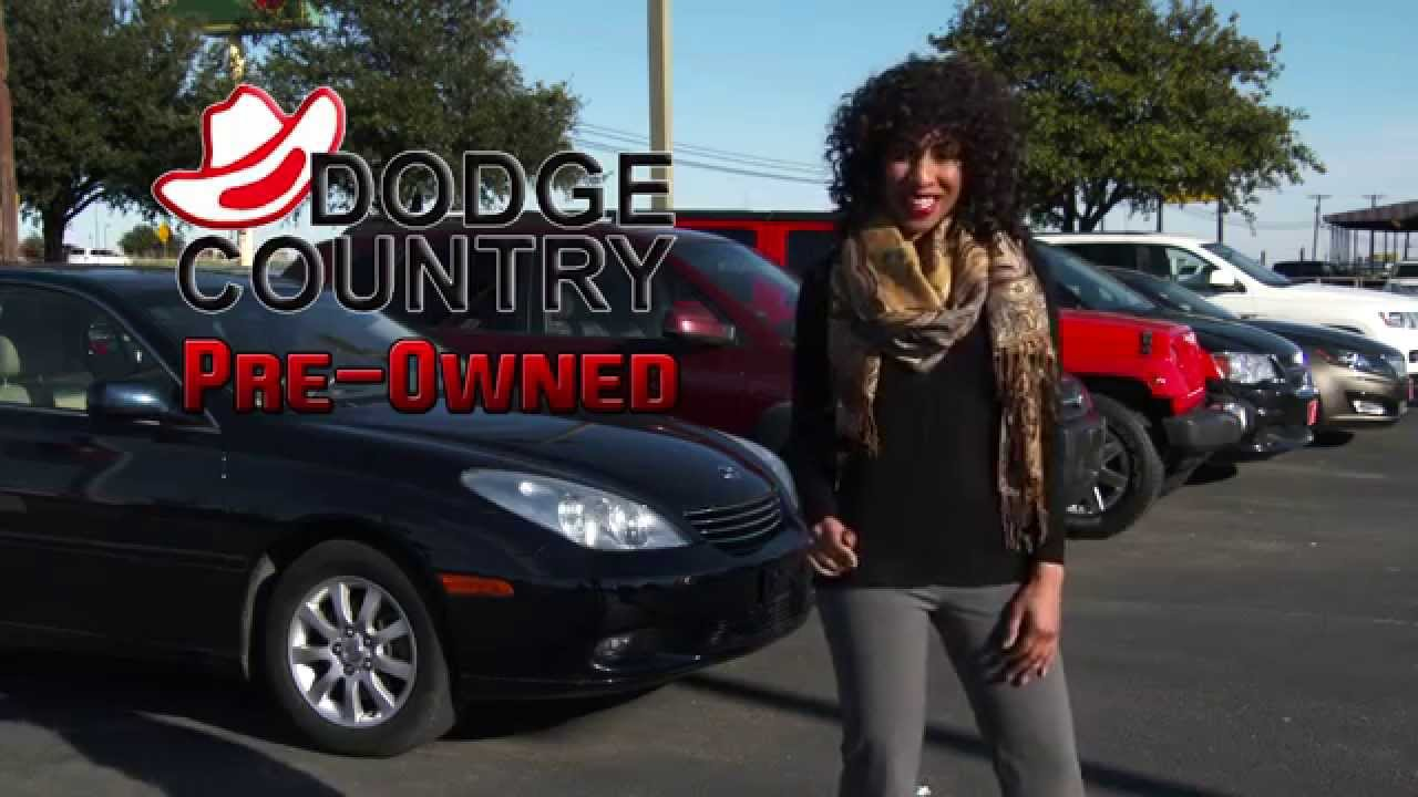 Dodge Country Pre Owned Dodge Country In Killeen Texas Youtube