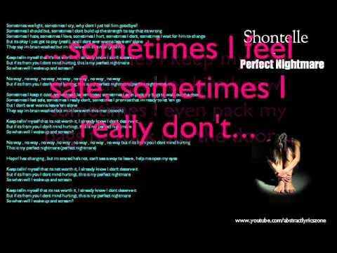 Perfect Nightmare Shontelle Lyrics