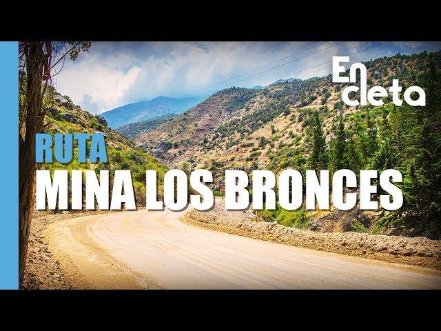 EN CLETA en Mina Los Bronces / Camino La Disputada en Farellones